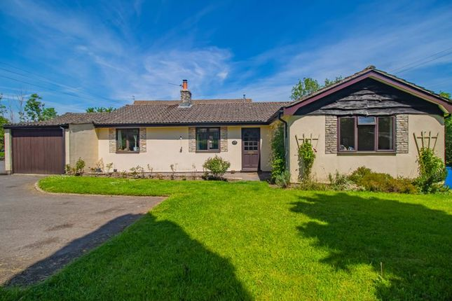 Thumbnail Detached bungalow to rent in Cockers Hill, Compton Dando, Bristol