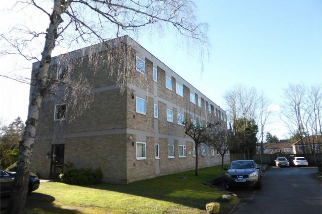 Thumbnail Flat to rent in Lansdowne Court, 3 Upper Park Road, Camberley, Surrey