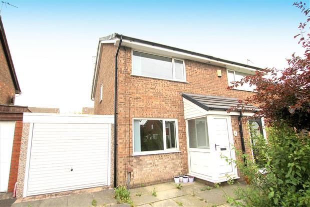 Thumbnail Property to rent in Longley Close, Fulwood, Preston