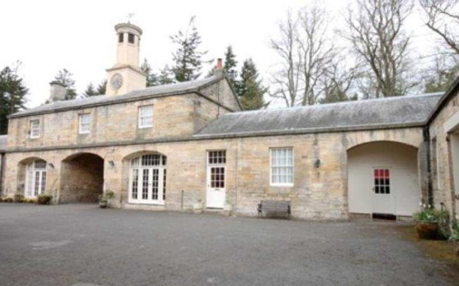 Thumbnail Cottage to rent in Carriage House, Morpeth, Morpeth, Northumberland