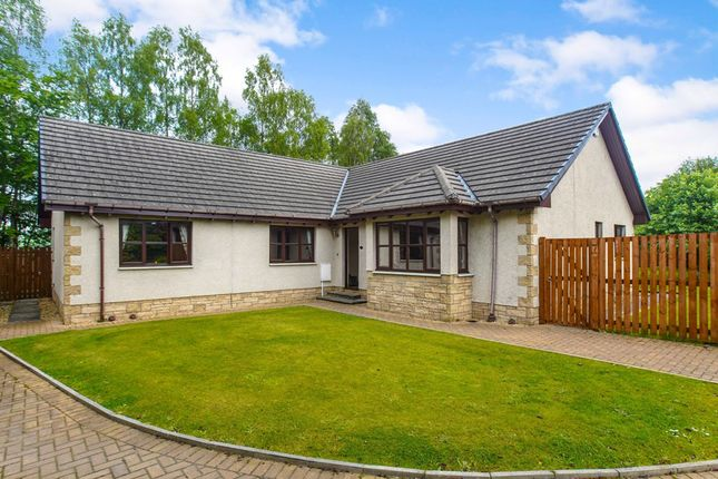 Thumbnail Detached bungalow for sale in Craig Place, Madderty