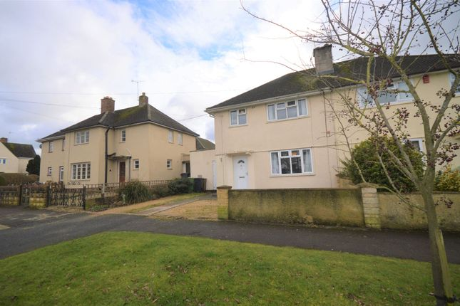 Thumbnail Semi-detached house for sale in Archery Road, Cirencester