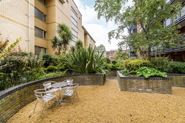 Courtyard of Vestry Court, 5 Monck Street, Westminster, London SW1P