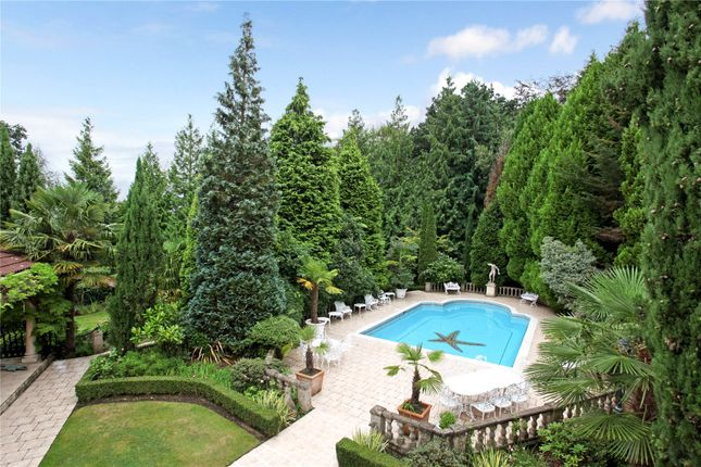 Thumbnail Detached house for sale in East Road, St George's Hill, Weybridge, Surrey
