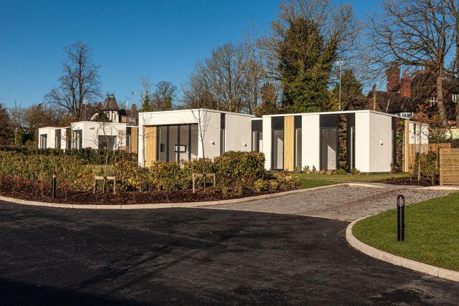 Thumbnail Detached house for sale in Harden Park, Alderley Edge