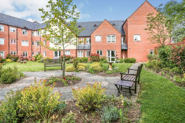 Thumbnail Flat for sale in Montgomery Court, Coventry Road, Warwick