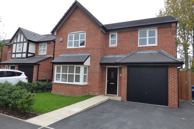 Thumbnail Detached house for sale in Raisbeck Road, Stockport