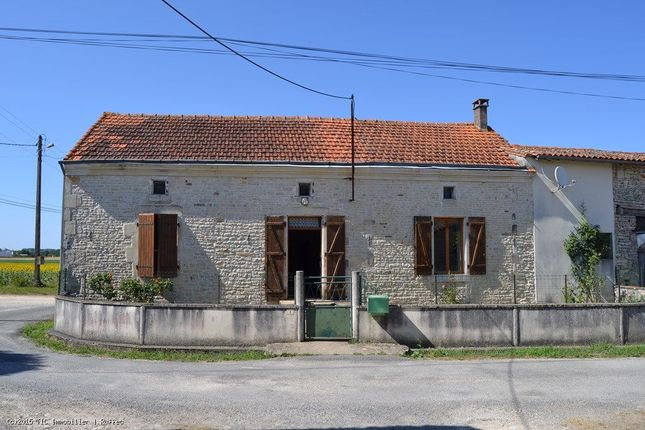 3 bed property for sale in Villefagnan, Poitou-Charentes, 16240, France