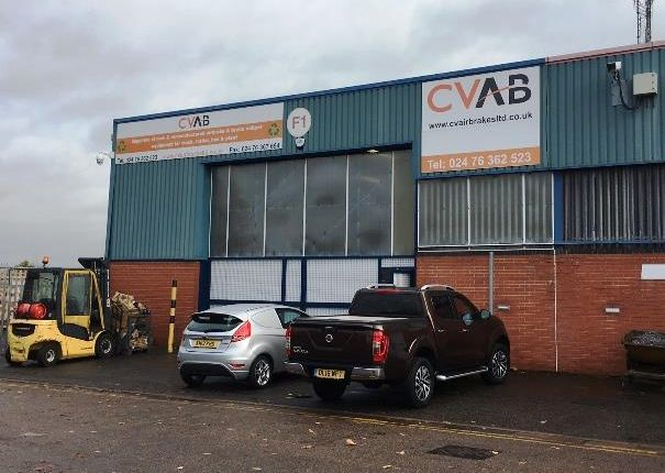 Thumbnail Light industrial to let in Unit F1, Little Heath Industrial Estate, Old Church Road, Coventry, West Midlands