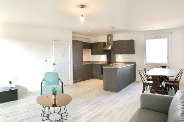 Thumbnail Flat to rent in London Road, Walthamstow