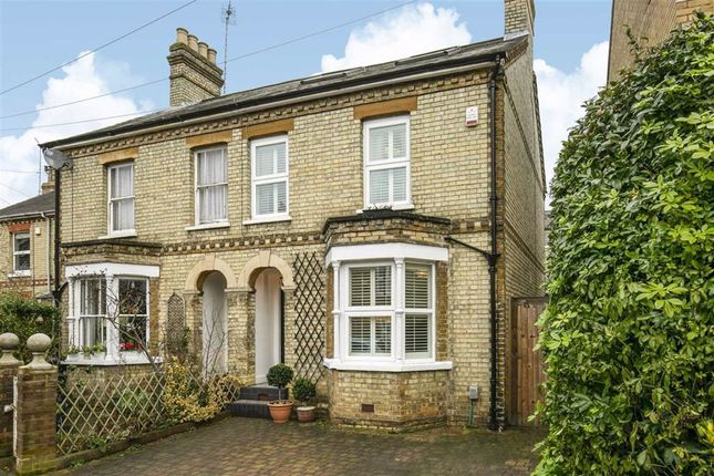 3 bed end terrace house for sale in Molewood Road, Bengeo, Herts SG14