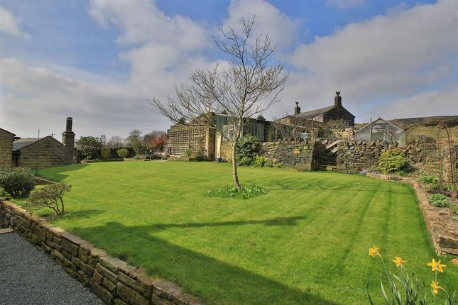 Thumbnail Cottage for sale in Smithy Nook, Littleborough