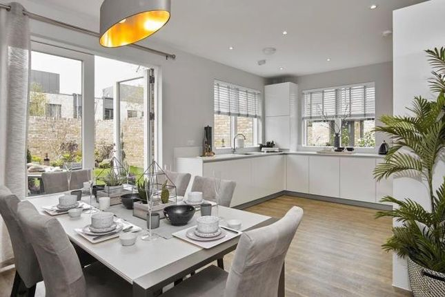 Thumbnail Town house for sale in Off Long Road, Cambridge