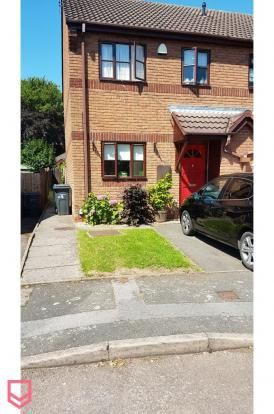2 bed end terrace house to rent in Lennox Grove, Wylde Green, Sutton Coldfield, West Midlands B73