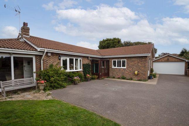 Thumbnail Detached bungalow for sale in Yeomans Acre, Bognor Regis