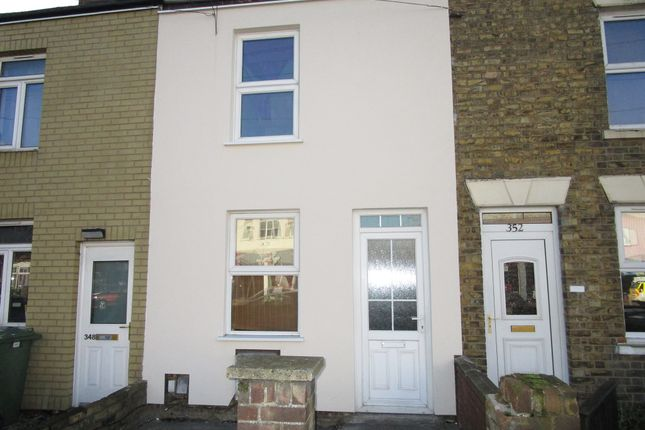 Thumbnail Terraced house for sale in Lincoln Road, Peterborough