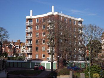 Thumbnail Flat to rent in St James Court, Owls Road, Boscombe, Dorset