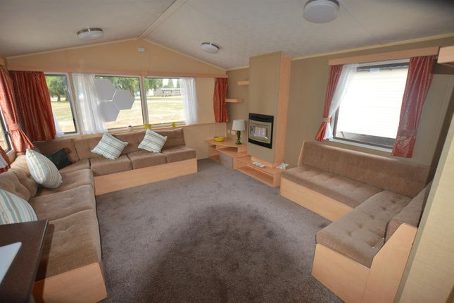 Thumbnail Property for sale in Chichester Lakeside Holiday Park, Runcton, Chichester
