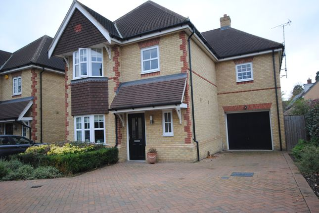 Thumbnail Link-detached house for sale in Nancy Edwards Place, Chelmsford
