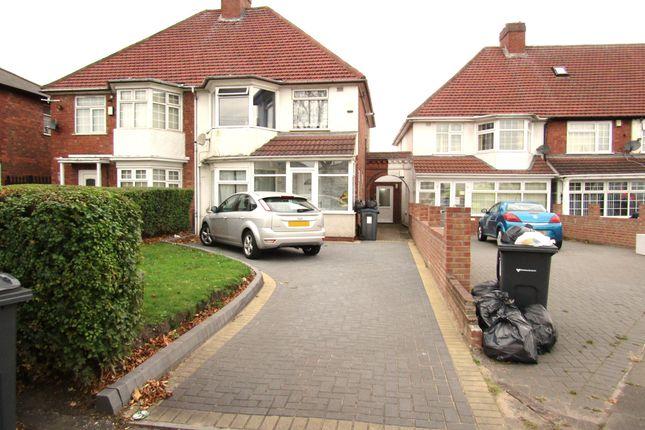 3 bed semi-detached house for sale in Belchers Lane, Bordesley Green, Birmingham