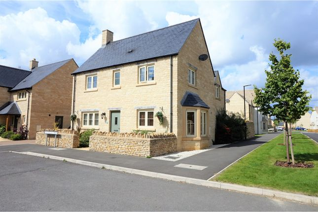 Thumbnail Detached house for sale in Brambling Mews, Cirencester