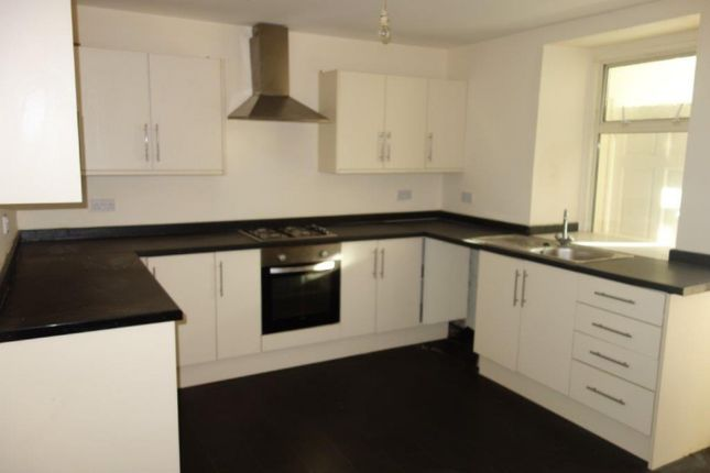 Thumbnail End terrace house to rent in Conway Road, Cwmparc