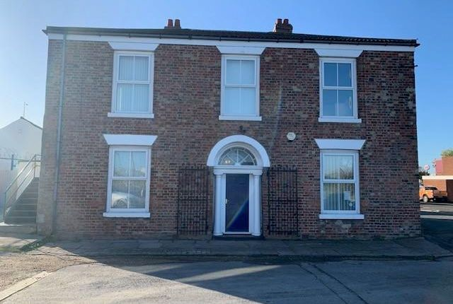 Office to let in First Floor, Flour Square, Grimsby, North East Lincolnshire
