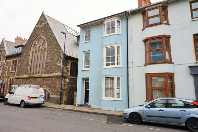 Thumbnail Semi-detached house for sale in Bath Street, Aberystwyth