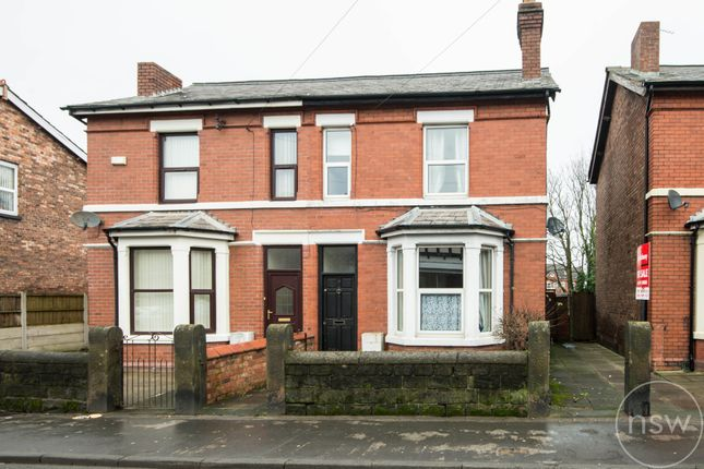 Thumbnail Semi-detached house to rent in Wigan Road, Ormskirk