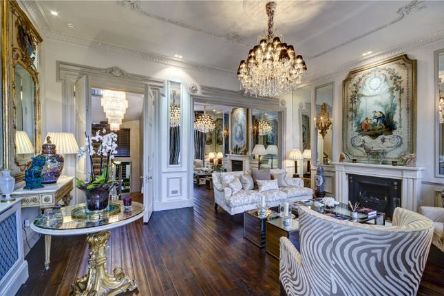 Thumbnail Terraced house to rent in Hanover Terrace, Regent's Park, London