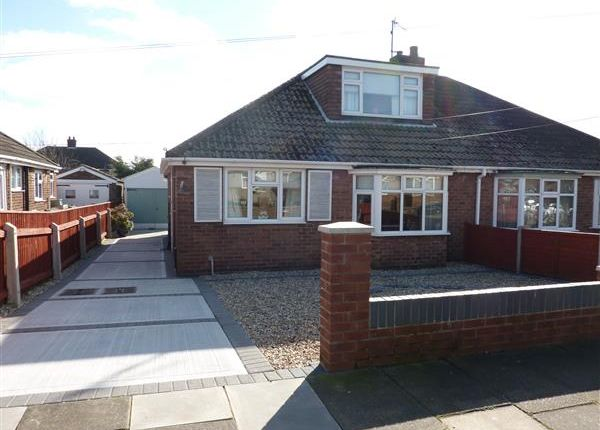 Thumbnail Semi-detached bungalow for sale in Braemar Road, Cleethorpes