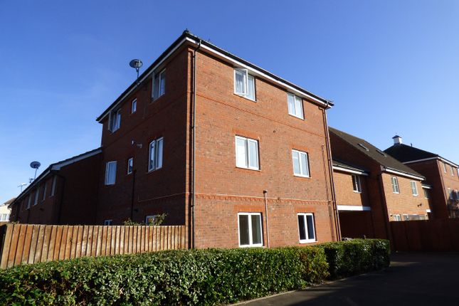 Thumbnail Flat for sale in Dorsey Drive, Bedford