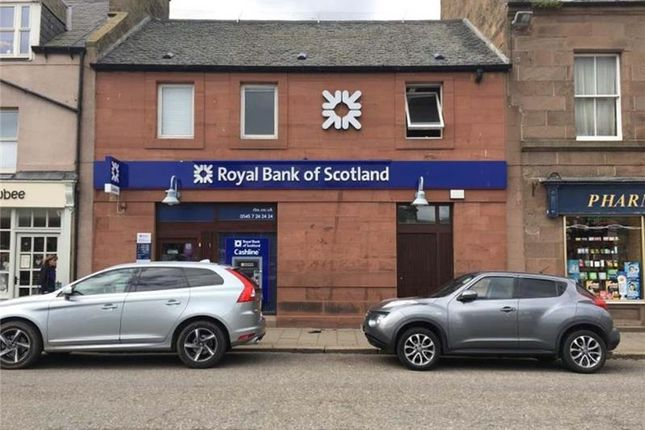 Thumbnail Retail premises for sale in 22-23, Market Square, Stonehaven, Aberdeenshire, Scotland