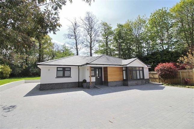 Thumbnail Detached bungalow for sale in Colemere Gardens, Highcliffe, Christchurch