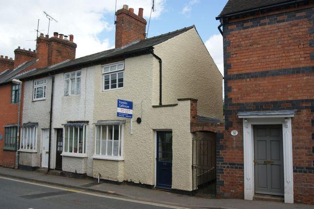Thumbnail Cottage to rent in Cross Street, Tenbury Wells