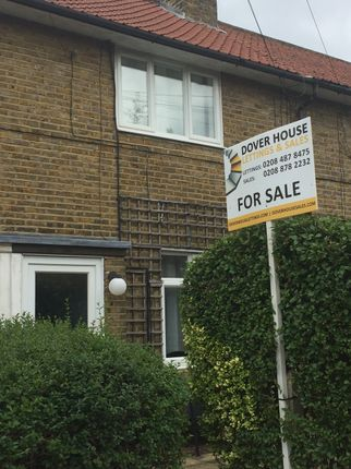 2 bed terraced house for sale in Huntingfield Road, Putney