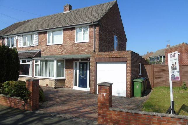 Thumbnail Semi-detached house to rent in Rowlands Gill, Deneway, Lochaugh