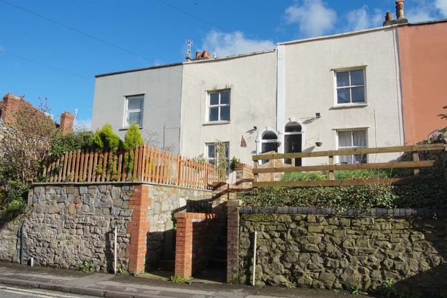 Thumbnail Terraced house to rent in Cotham Brow, Cotham, Bristol