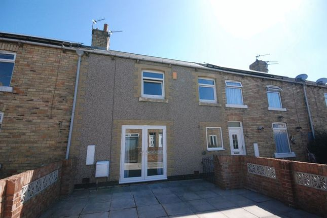 Thumbnail Terraced house for sale in Maple Street, Ashington