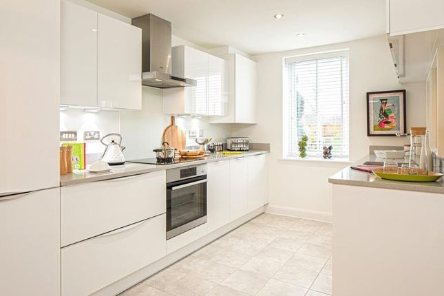 "Thumbnail Semi-detached house for sale in ""Ashurst"" at Jessop Court, Waterwells Business Park, Quedgeley, Gloucester"