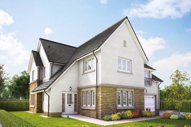 "Thumbnail Detached house for sale in ""Lowther"" at Penicuik Road, Roslin"