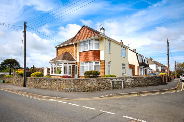 3 bed detached house for sale in Rectory Park, Bideford EX39