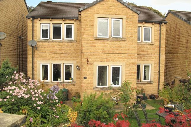 Thumbnail Detached house for sale in Gosport Close, Outlane, Huddersfield