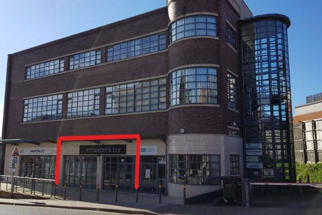 Thumbnail Retail premises to let in Albion Street, Stoke-On-Trent, Staffordshire