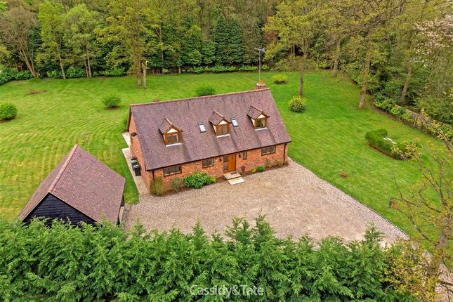 Thumbnail Detached house for sale in Lye Lane, St Albans, Hertfordshire