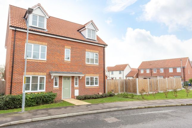 Detached house for sale in Hereson Road, Broadstairs