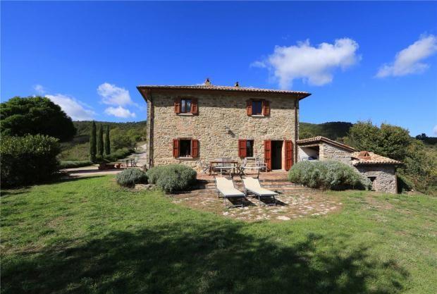 Picture No. 21 of Casa Murlo, Preggio, Umbria, Italy