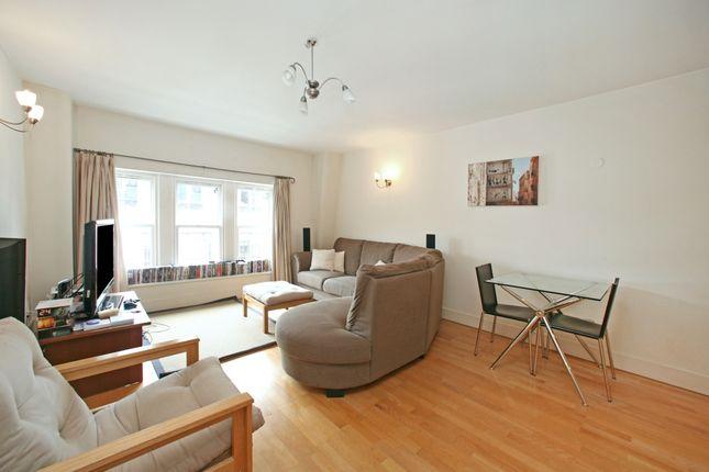 Thumbnail Flat to rent in Farringdon Road, London