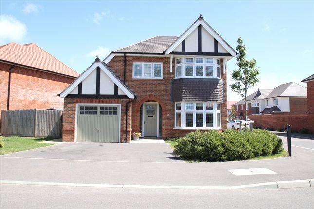Thumbnail Detached house for sale in Songthrush Lane, Barnham, Bognor Regis