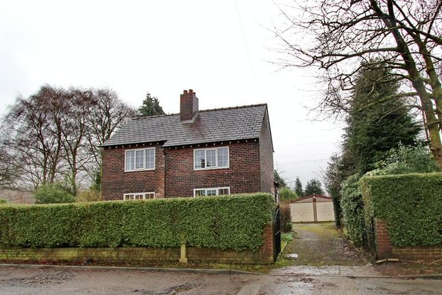 Thumbnail Detached house for sale in Ringley Fold House, Fold Road, Ringley Village, Stoneclough, Manchester